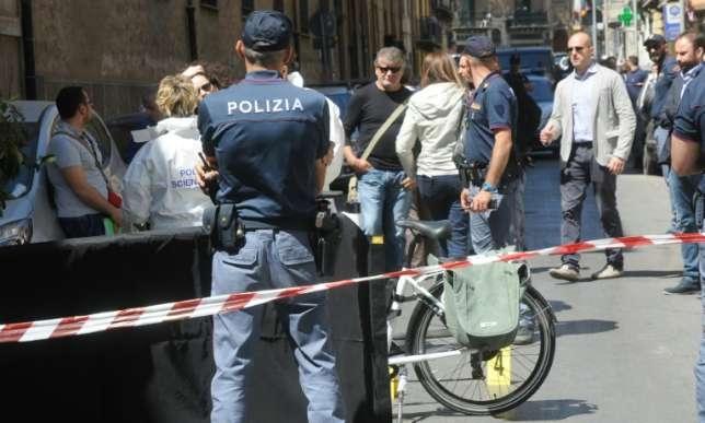 Sicilian Mafia boss slain while riding his bike