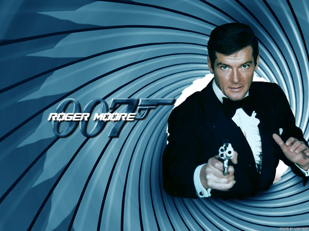 Sir Roger Moore Bond 007's Best Bits!