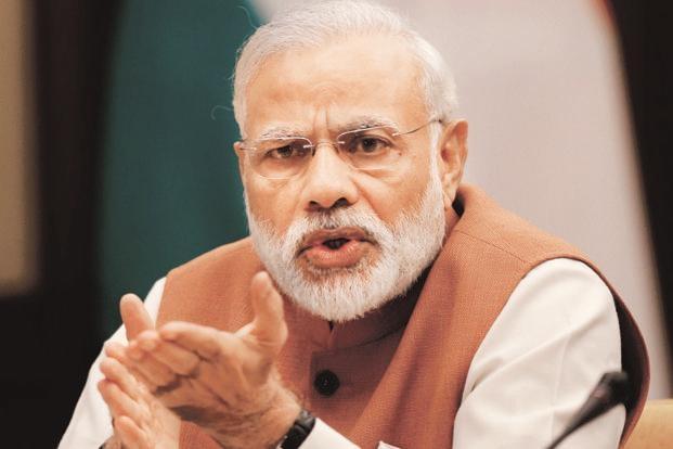 Miniature artist presents hyperreal portrait of Modi