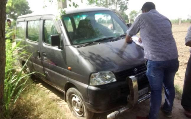 Four held for murder, gang rape in UP s Jewar