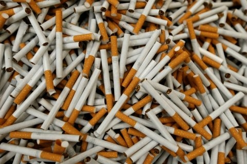 Indonesian cigarettes worth Rs 50 lakh seized