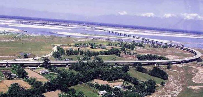 Hazarika,  Bard of the Brahamputra , has bridge named after him