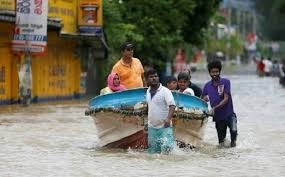 Toll from Sri Lanka s floods rises to 164