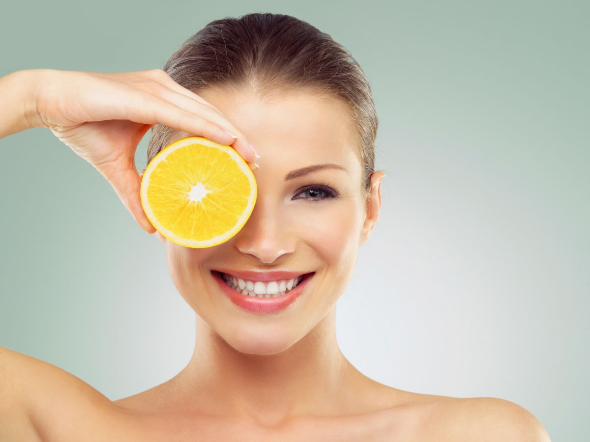 Summer fruits for glowing skin, hair