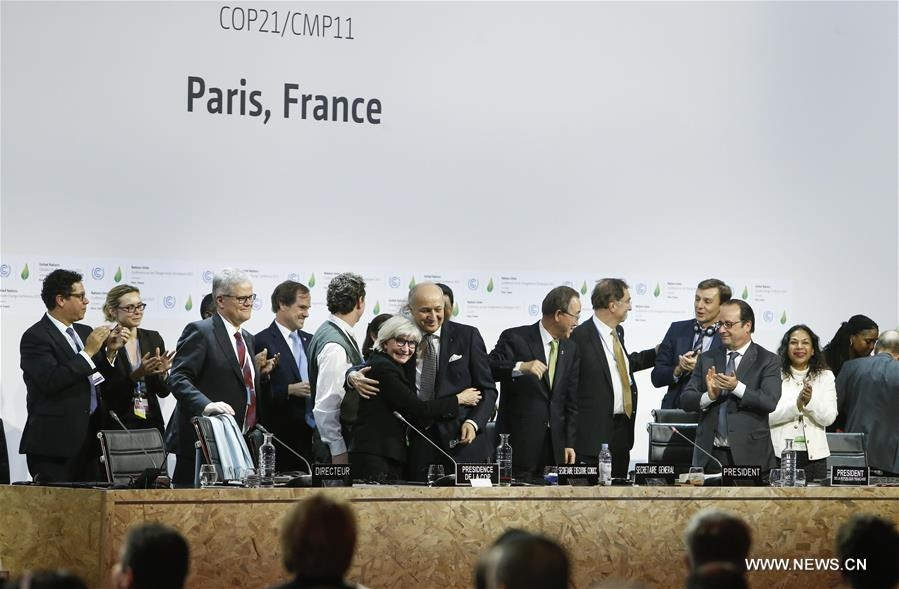 Paris climate pact can t be renegotiated: UNFCCC