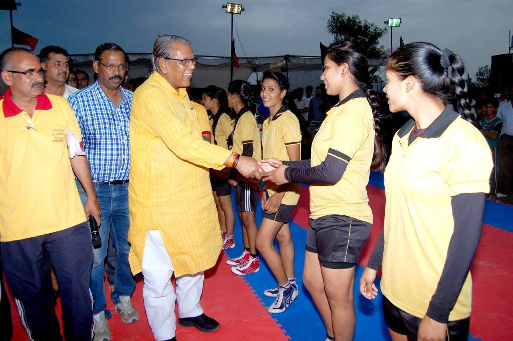 MLA Trophy Games Competition will be held every month: Revenue Minister Gupta