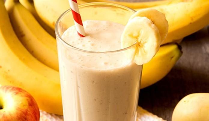 Banana & Apple Punch
