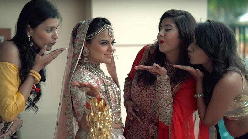 Amisha Bharadwaj, Indian Brides Are The No More Stereotype Brides!