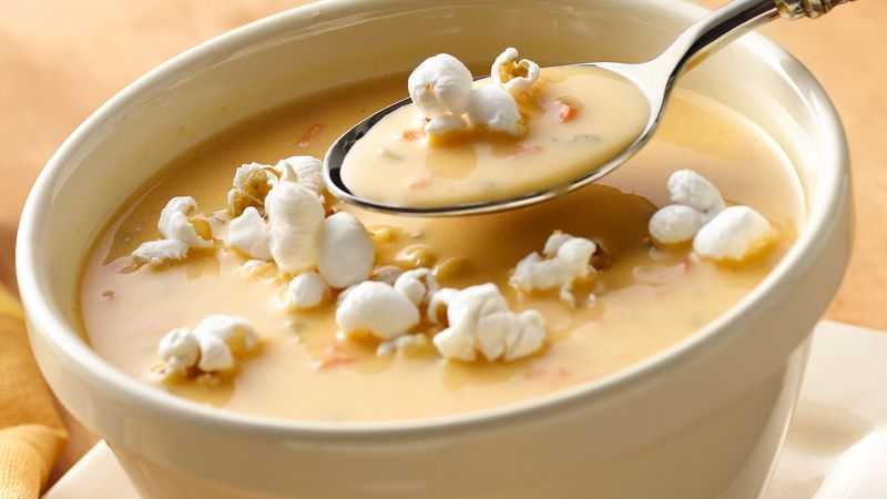 30-Minute Beer Cheese Soup