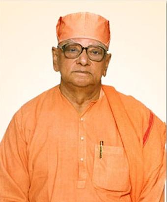 Ramakrishna Mission chief Swami Atmasthananda dead