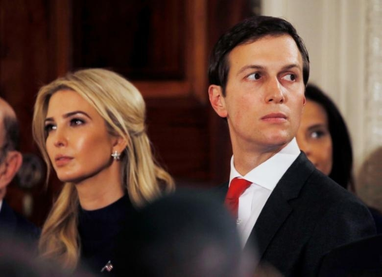 Jared Kushner to visit Middle East