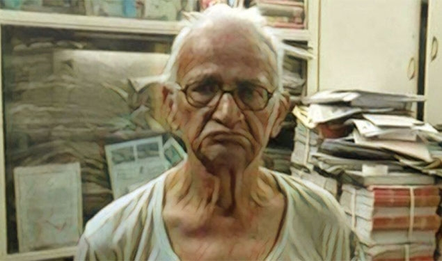 Restart Urdu poet Asrar Jamayee s pension, orders Delhi Minister