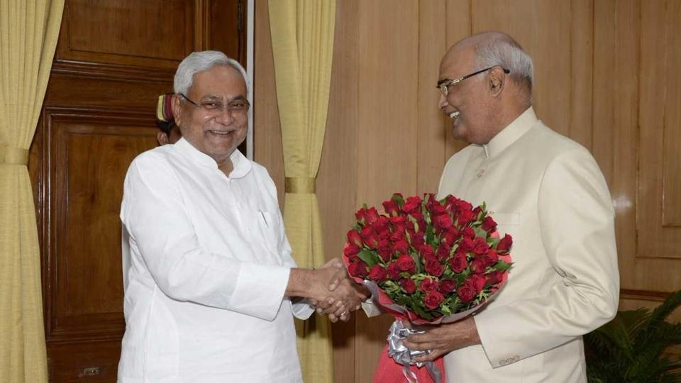 Opposition unhappy over JD-U s Kovind-support decision