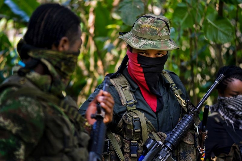 Colombian rebels free kidnapped Dutch journalists