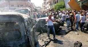 Eight civilians killed in Syria bombing
