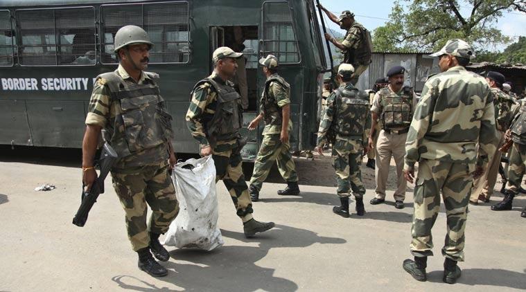CRPF trooper killed, 4 security men injured in J&K militant attack