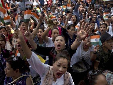 Left denounces racist slogans raised during anti-Gorkhaland protest