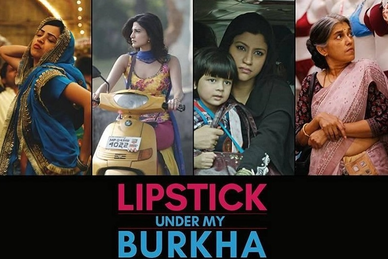It's Bold, Daring and defiantly Mind Blowing – Lipstick Under My Burkha!