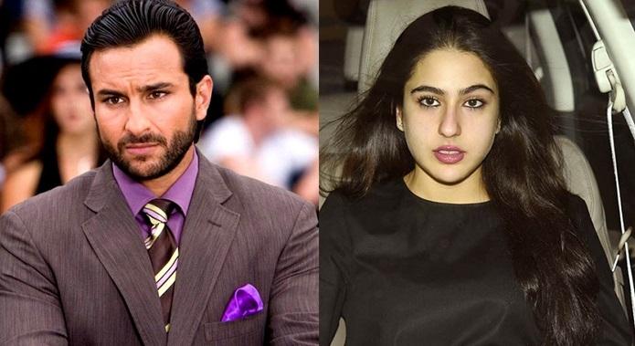 Saif Ali Khan, Unsure of Cinema as Profession OR, Sara in Cinema Profession?