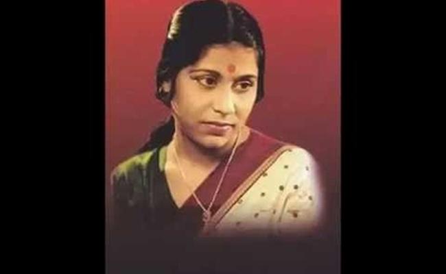 Singer Sabita Chowdhury passes away