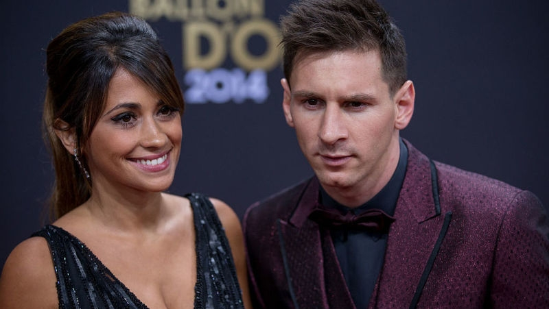 It's Lionel Messi's wedding today - 150 Journalists to attend on the invitation and this all for sake of fans!