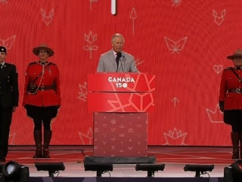 Canada marks 150th anniversary with concerts, royals