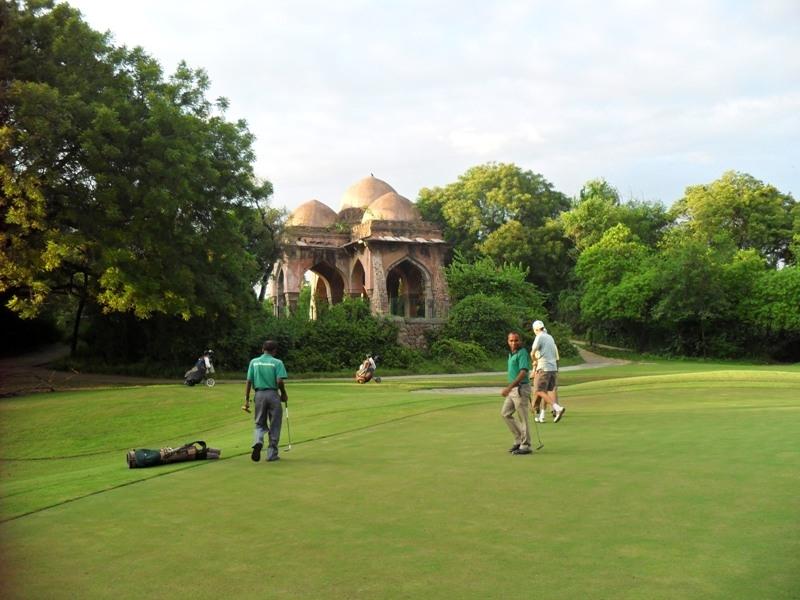 NE citizens urge Modi to take action against Delhi Golf Club