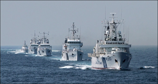 China hopes naval drill in Indian Ocean not aimed at others