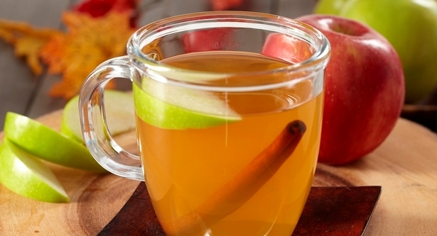 Spiced Cider Peachy Juice