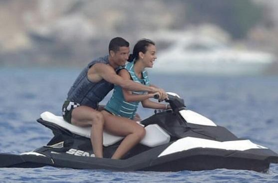 Image result for Cristiano Ronaldo and Georgina Rodríguez to marry