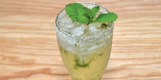 Julep Slush Melon-Mint