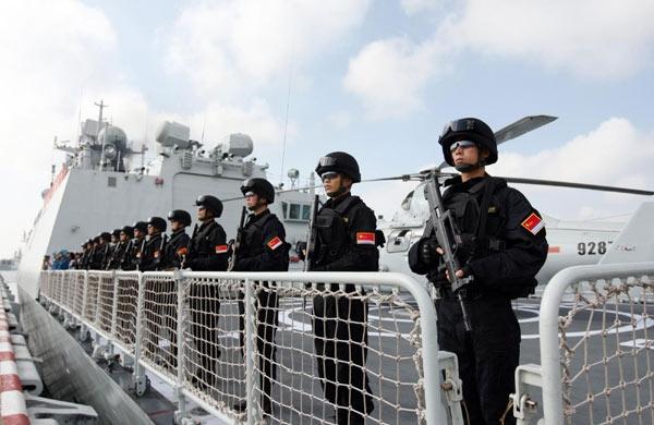 China sets up base in Djibouti