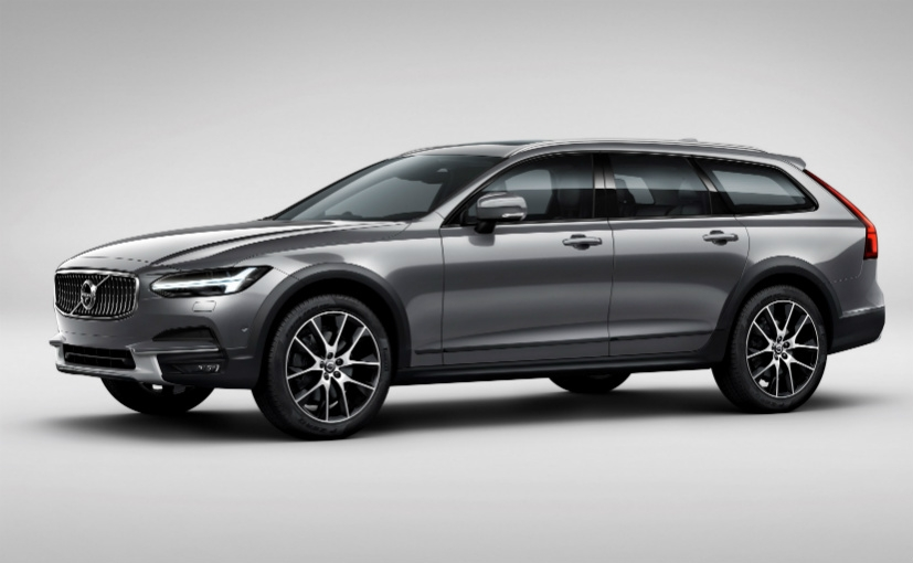 Volvo Auto India launches V90 Cross Country