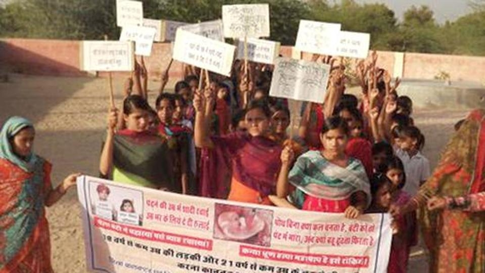 Economic case for ending child marriage, early birth