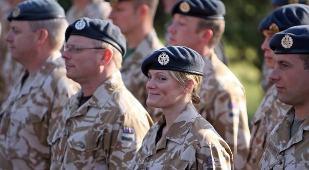 British Air Force to allow women in close combat roles