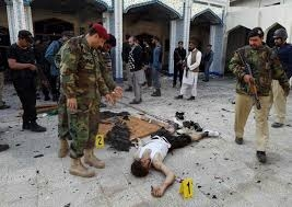Two militants killed in Pakistan