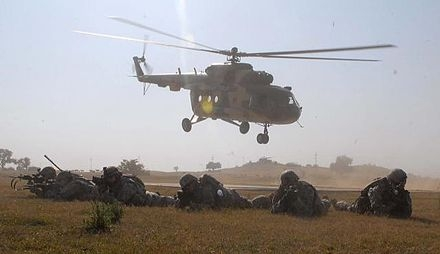 IAF keeps four Mi-17s ready for rescue operations in Odisha