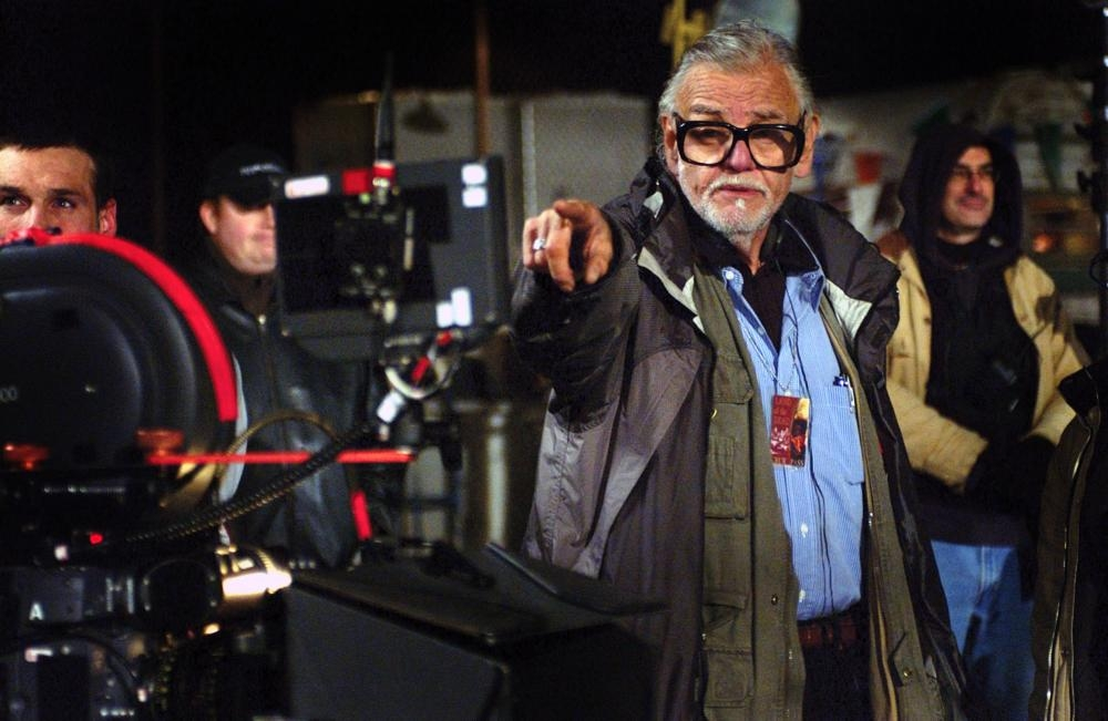 Night of the Living Dead  director George A. Romero dead