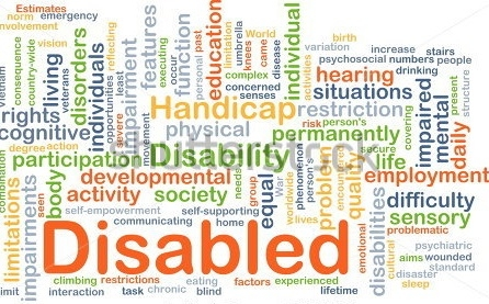 People with autism, mental illnesses, intellectual disability and victims of acid attack!