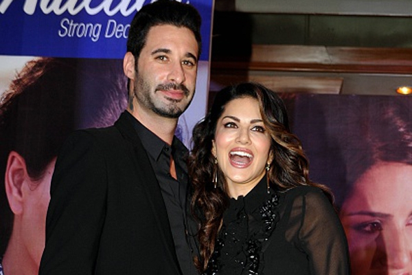 Sunny Leone and Her Husband Daniel Webber are parents now!