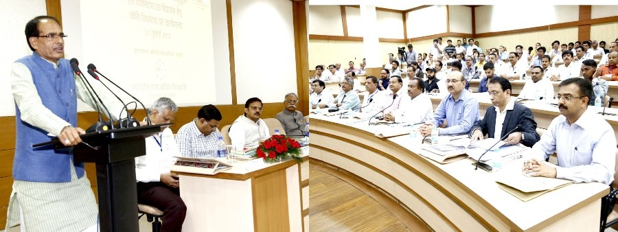 Rivers should be utilized, not exploited – CM Chouhan