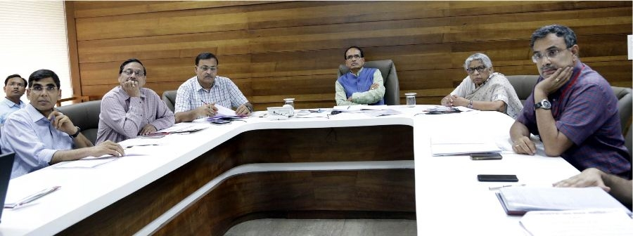 Pay Special Attention on Quality in Rural Water Supply Schemes: CM Chouhan