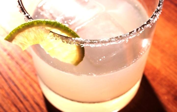Frozen Limeade Margaritas