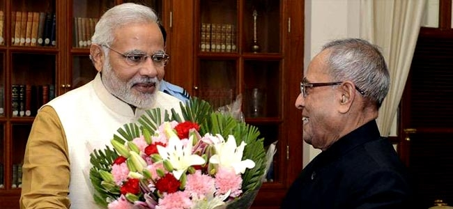 Former President Pranab Mukherjia Praises Narendra Modi's Letter as his shares a memory on his SM h