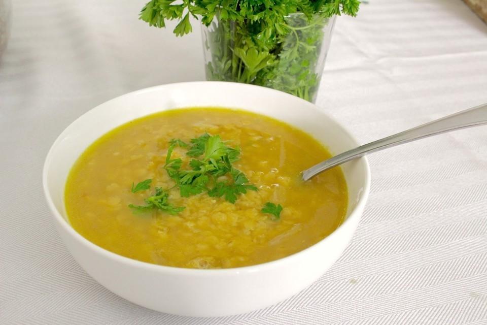 Chicken Shorba soup