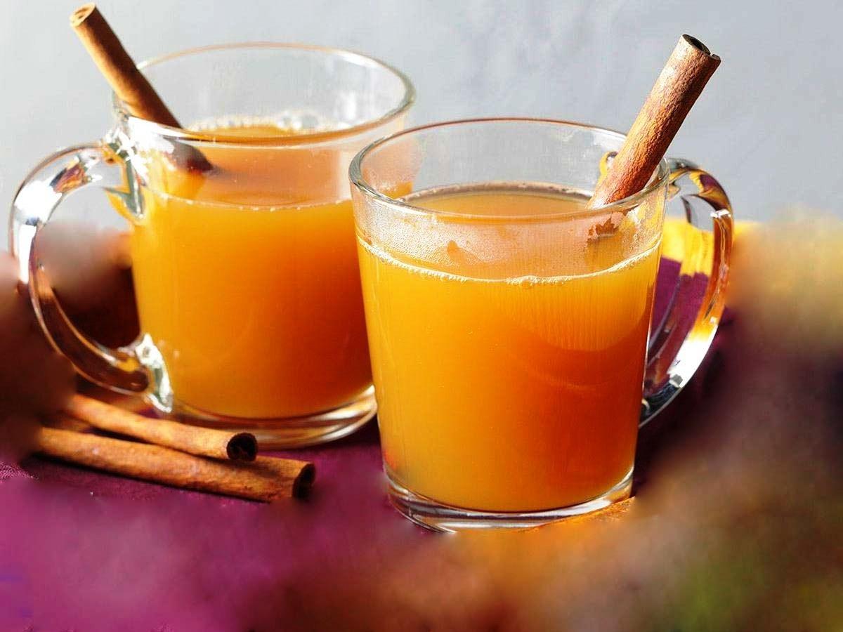 Apple Cider Orange Juice