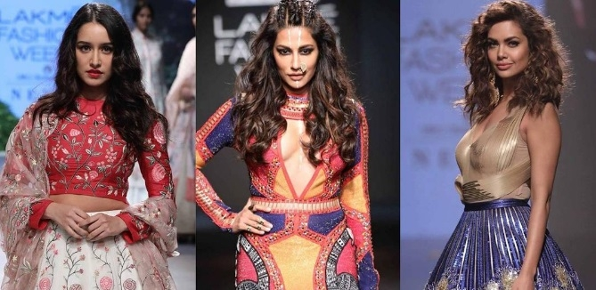 Tell us, who Nailed it Perfect? Chitrangada Singh, Shraddha Kapoor or Esha Gupta?