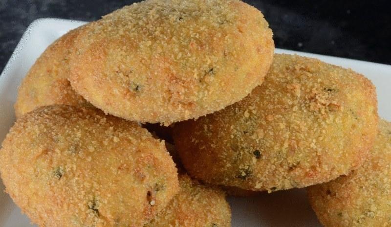 Crunchy Cutlets