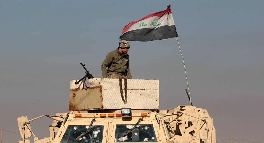 Iraqi forces retake new areas from IS in Tal Afar