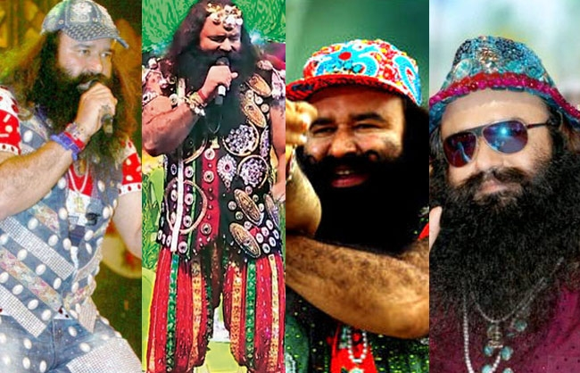 Celebrities Lashed out at Babas and godmen like Dera Sauda Chief Ram Rahim!